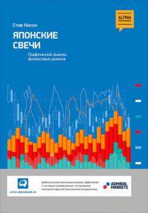 Стив нисон, Японские свечи: Графический анализ финансовых рынков